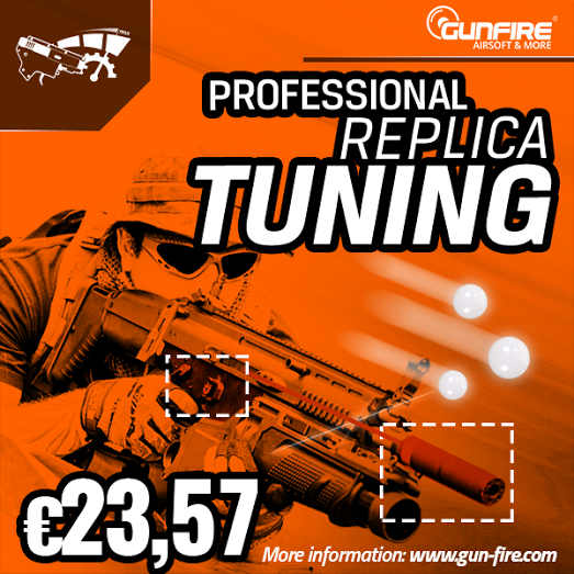 Gunfire Airsoft Replica Tuning Service