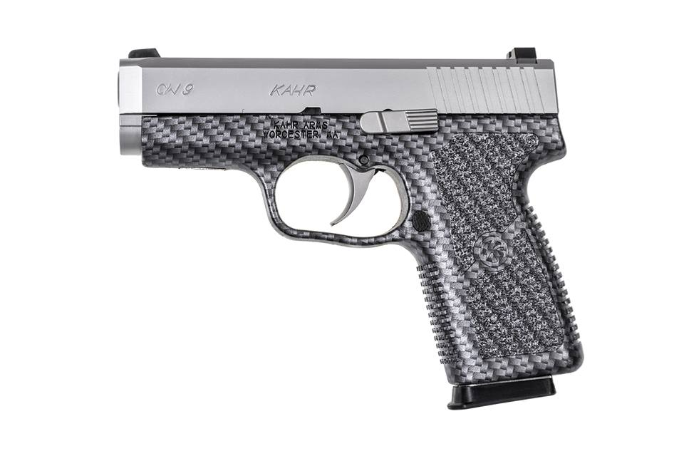 Kahr Arms  CW9 Black Carbon Fiber