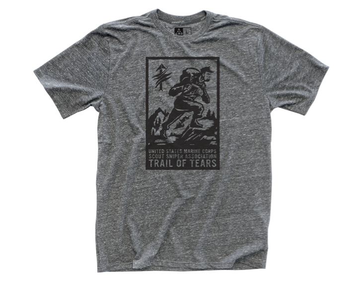 Magpul Scout Sniper Association Trail of Tears T-Shirt 2