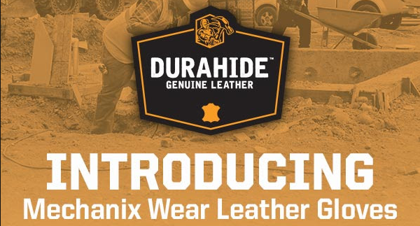 Mechanix Wear - DuraHide Featured