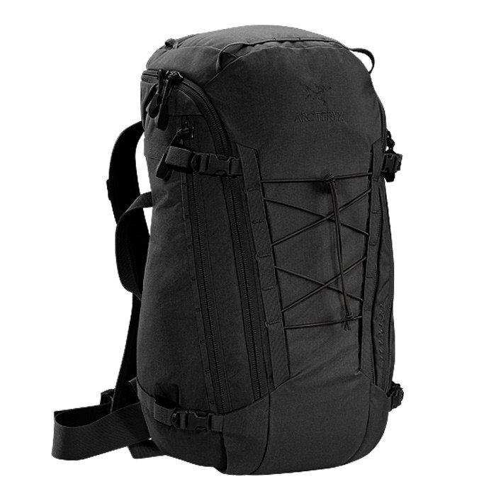 Tactical Distributors Black Khard Backpack 2