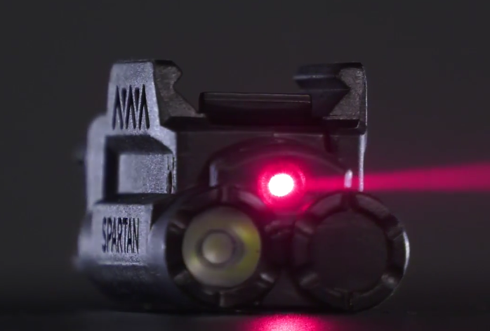 LaserMax Spartan Light and Laser 3