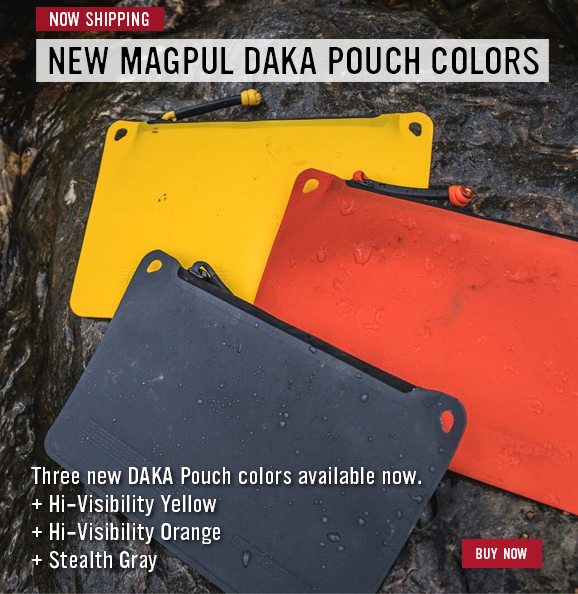 Magpul Daka New Colors