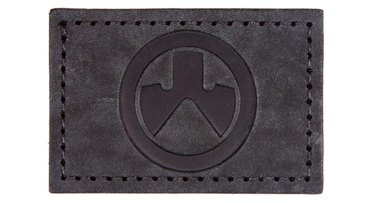 Magpul Leather Icon Logo Patch