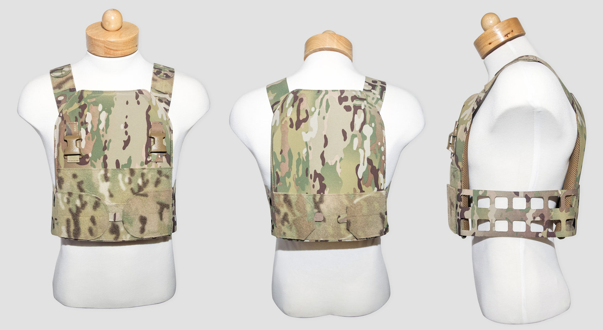 Perroz Designs Tweave Plate Carrier