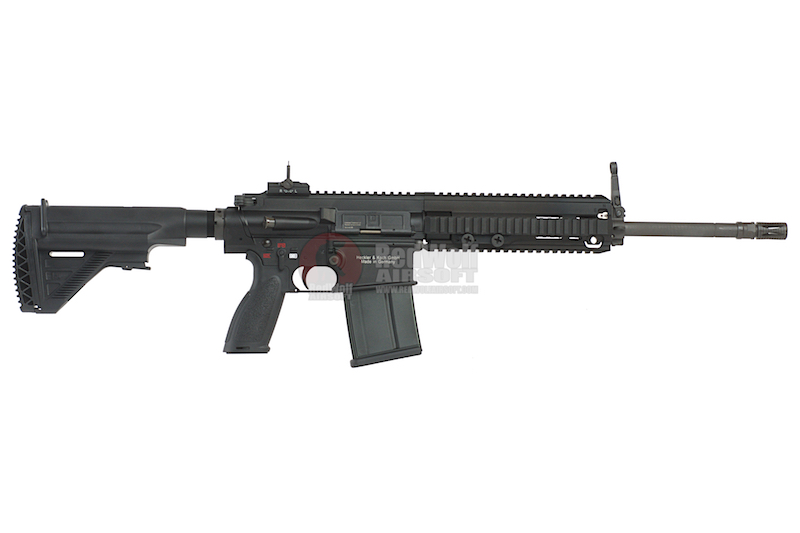 Redwolf Umarex VFC GRS Custom HK417 Limited Benghazi Edition 2