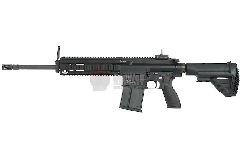 Redwolf Umarex VFC GRS Custom HK417 Limited Benghazi Edition