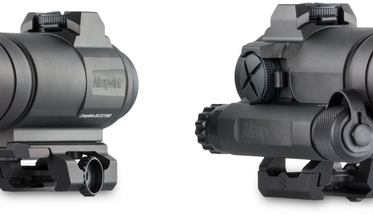 Scalarworks Low Drag Mount Aimpoint Comp M4