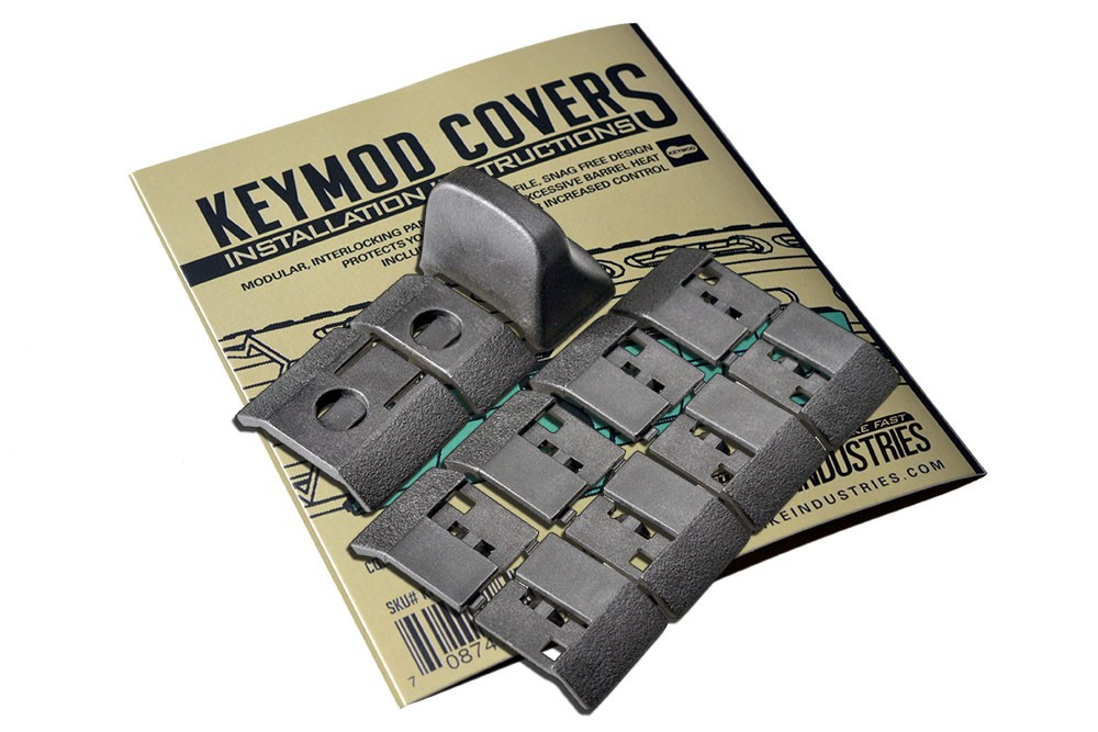Strike Industries KeyMod Covers 4