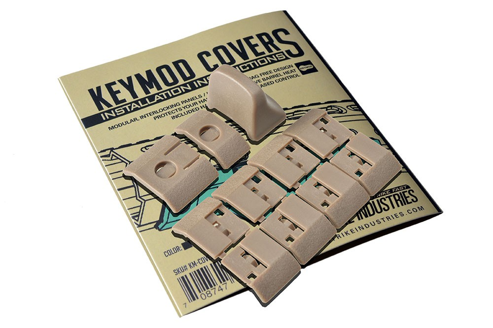 Strike Industries KeyMod Covers