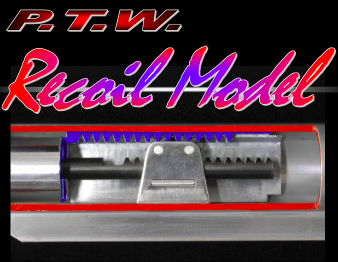 Systema PTW recoil model