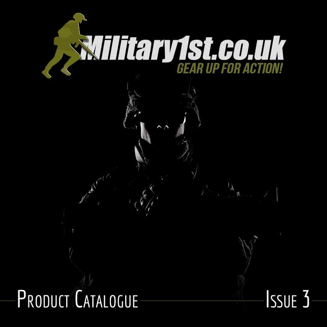 Military1st Product Catalogue Issue 3