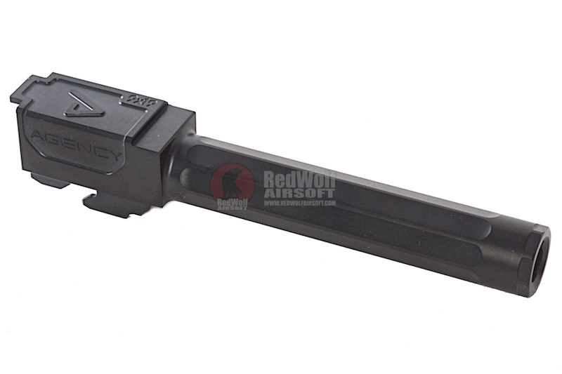 Agency Arms Outer Barrel Black Nitride