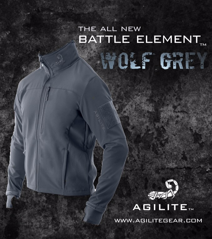 Agilite Battle Element Soft Shell Jacket