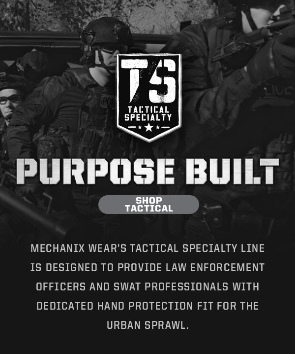 Mechanix Wear Tactical Specialty Glove