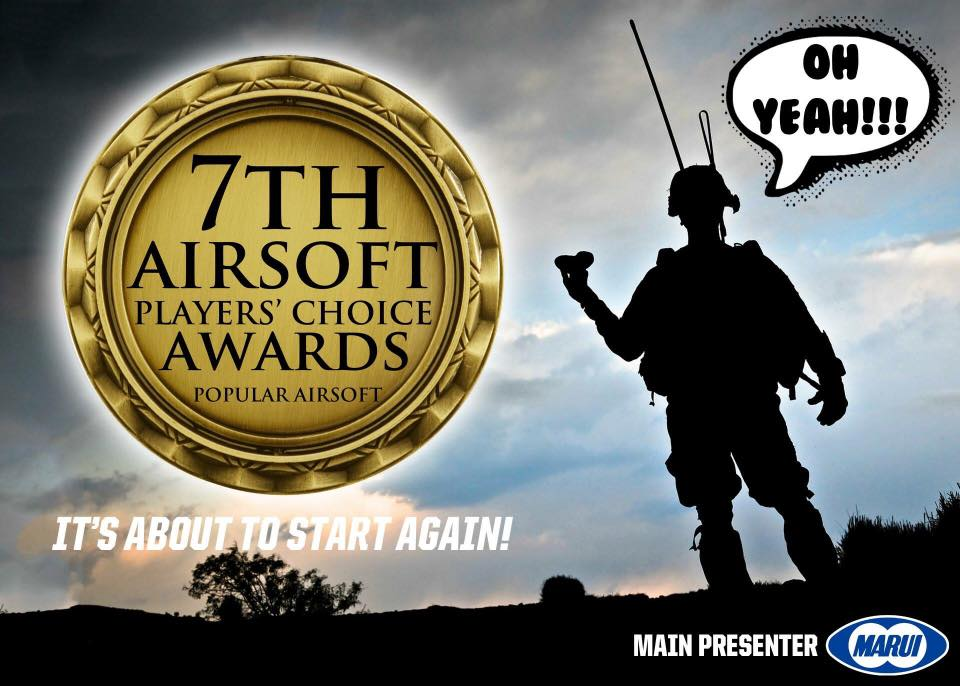 7th Airsoft Players' Choice Awards