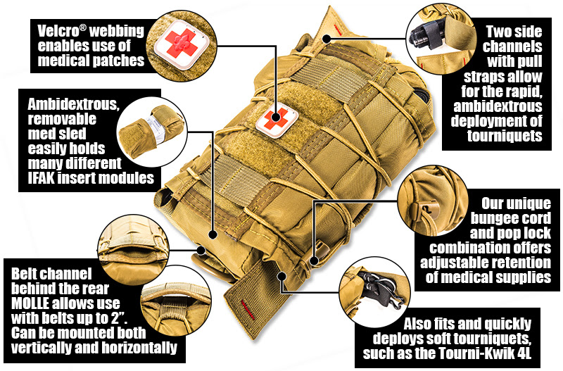 M3T medical pouch