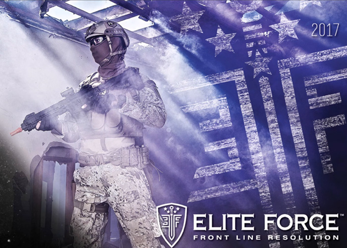 Elite Force 2017 Product Catalog