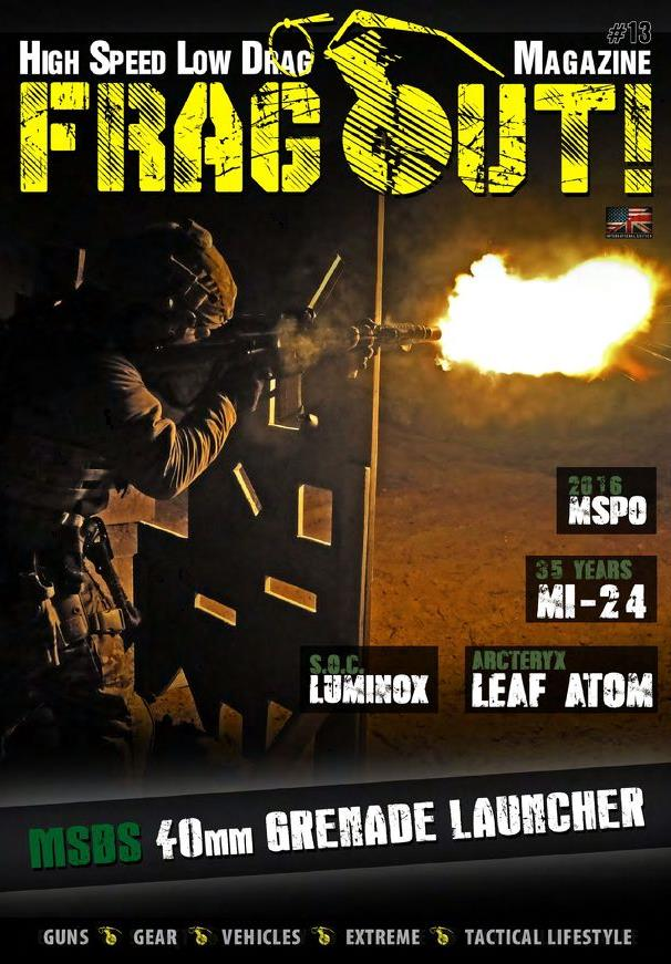 frag out! issue 13