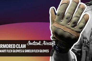 Armored Claw Smart Flex Gloves