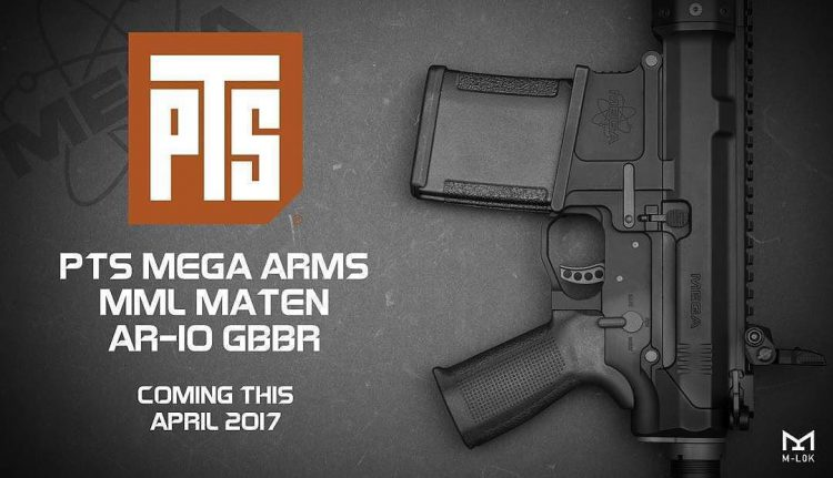 PTS Mega Arms MML