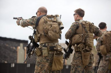 Surviving the Cut – US Marine Recon