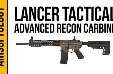 Lancer Tactical Advanced Recon Carbine