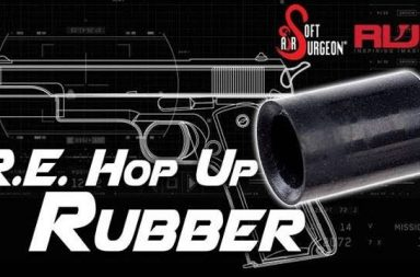 Airsoft Surgeon R.E. Hop Up Rubber