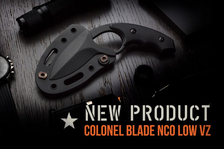 Colonel Blade NCO Low Vz