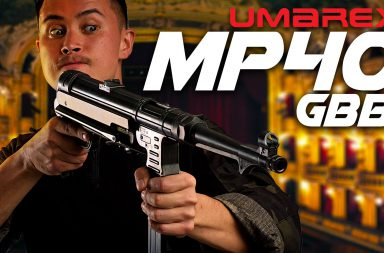 Umarex MP40 GBB