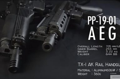 LCT Airsoft PP-19-01