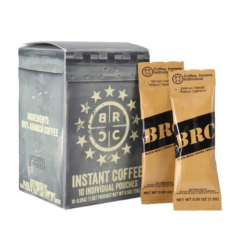 Instant Coffee from Black Rifle Coffee Company - AMNB News