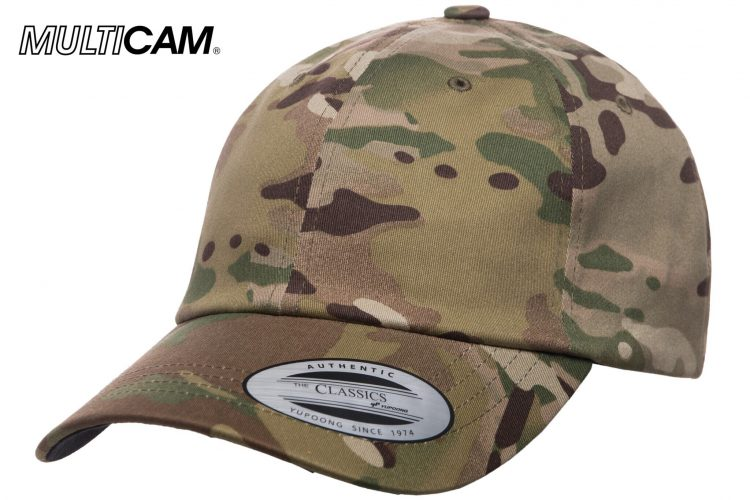 Multicam Flexfit Low Profile