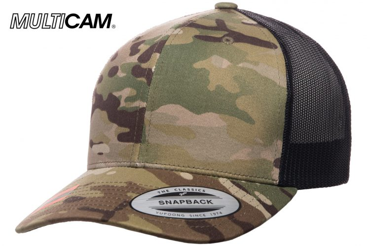 Multicam Flexfit Retro Trucker