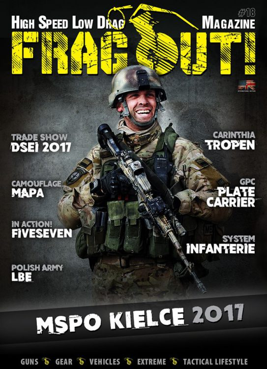 Frag Out! Magazine