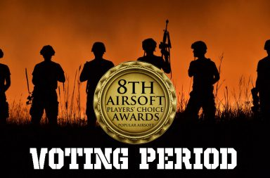 8th Airsoft Players Choice Awards