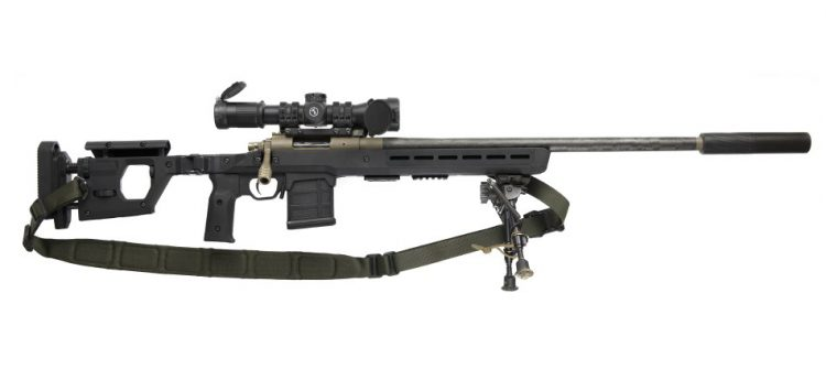 Pro 700 Rifle Chassis