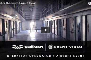 Operation Overwatch 4 Valken Airsoft