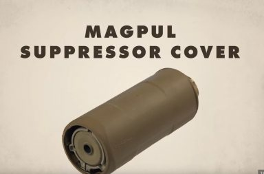 magpul suppressor cover