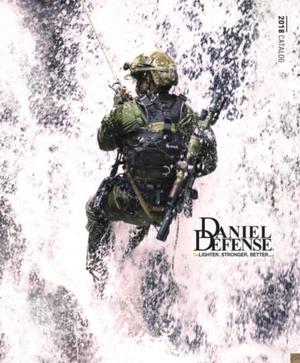 2018 Daniel Defense Catalog