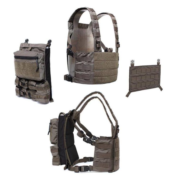 Assault Chest Rig Kit