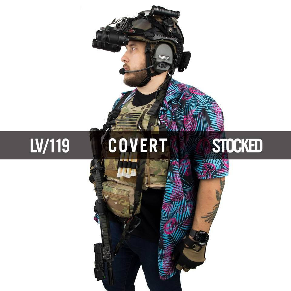Lv119 Covert From Spiritus Systems Airsoft Amp Milsim News