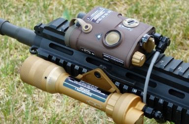 Variable Tactical Aiming Laser