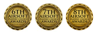 Airsoft & MilSim News Blog is an award winning news site specialized in premium quality reviews and presentations for the airsoft, milsim and tactical industry.