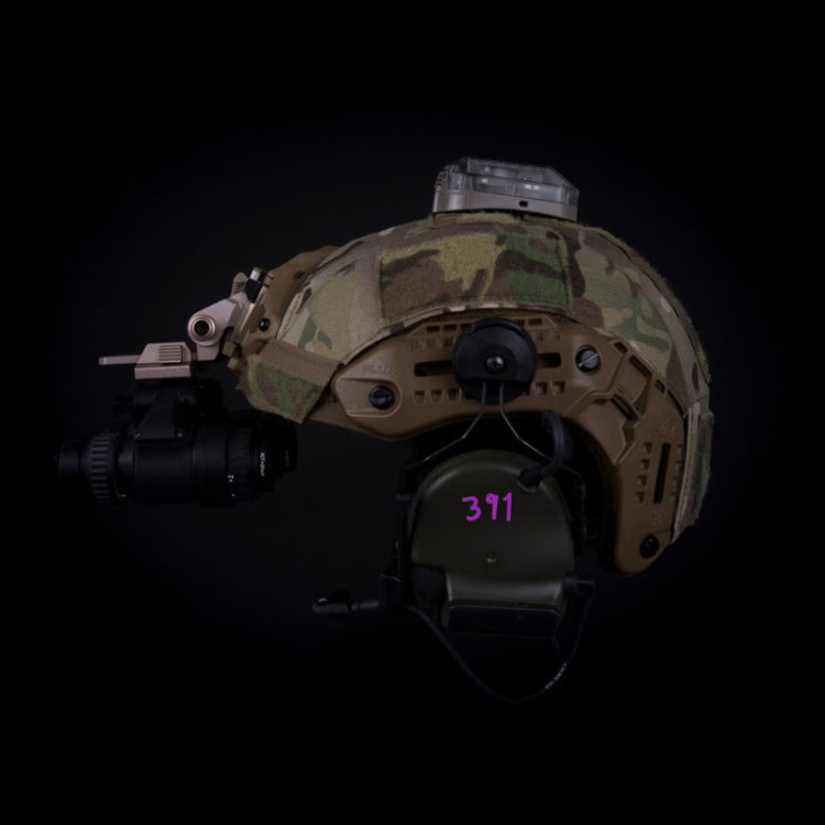 MTEK FLUX Helmet Covers