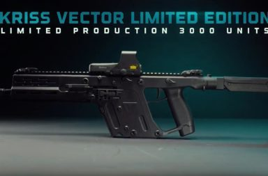 Extended Rail for the Kriss Vector?! - Airsoft & MilSim News