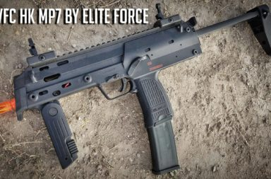 Elite Force HK MP7 AEG