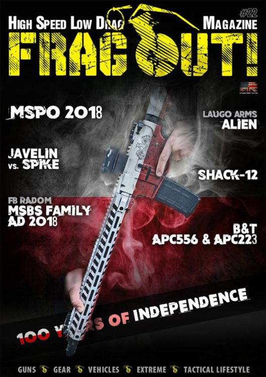Frag Out! Magazine Issue 22
