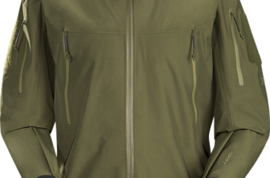 Arc'teryx LEAF Alpha Jacket Gen2