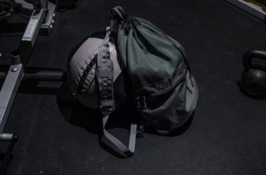 Cross Shoulder Gym Bag